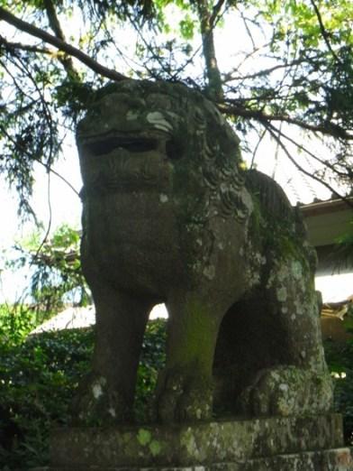 雲八幡宮1