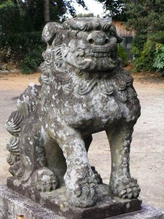井田原神社2