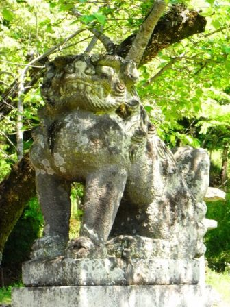 瀧神社玖珠1