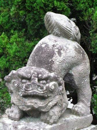 安武八幡神社1