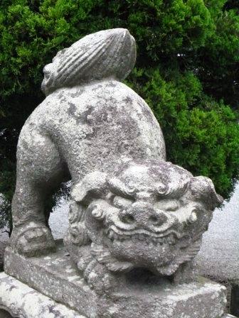 安武八幡神社2