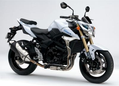 2011 Suzuki GSR750 Sportbike, a