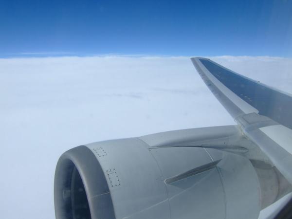 飛行機から空090504