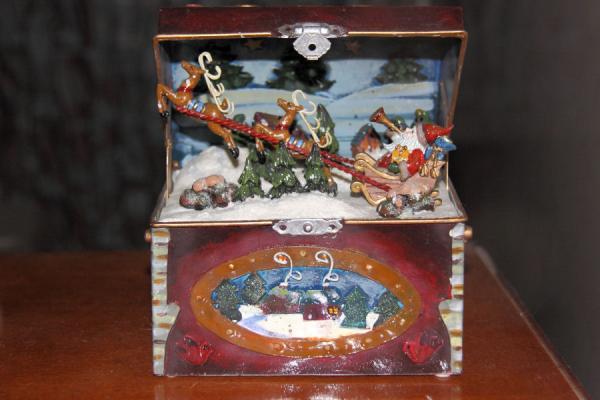 箱のクリスマスs