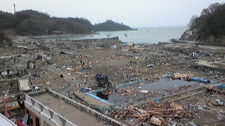 相川地区after
