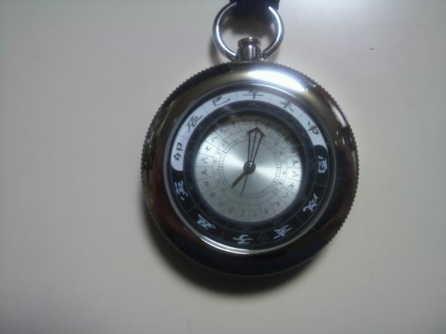 江戸之刻懐中時計