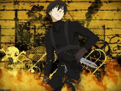 DARKER THAN BLACK16