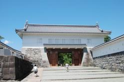 od.小田原城銅門 20110717 002
