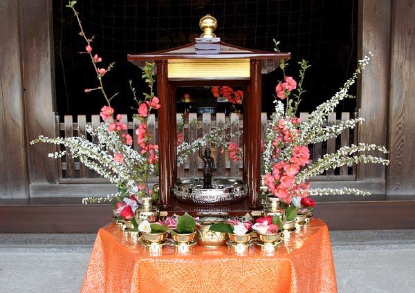 唐招提寺 仏生会1