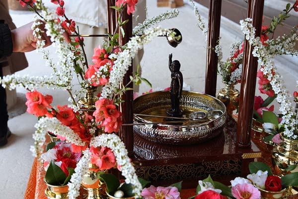 唐招提寺 仏生会2