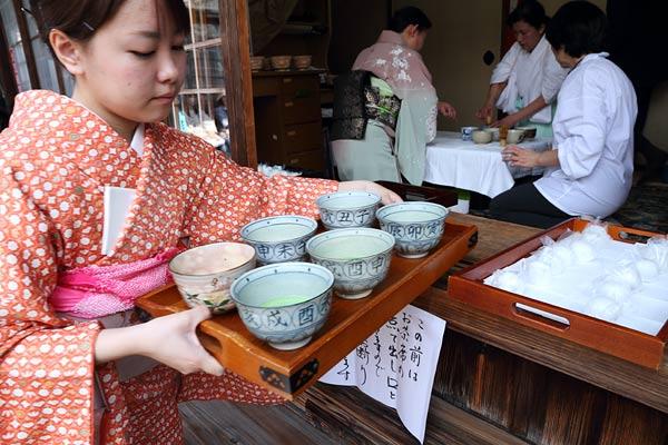 林神社 饅頭祭5
