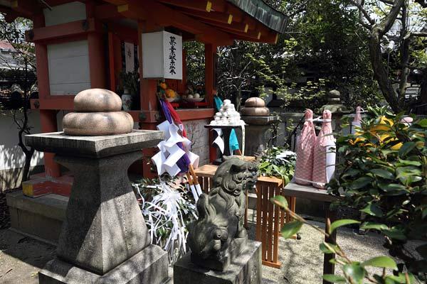林神社 饅頭祭3
