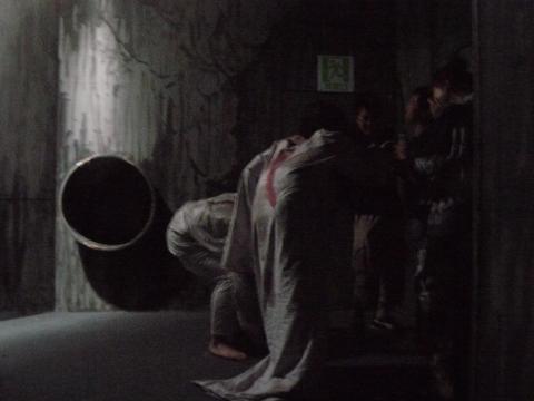 恐怖の第一トンネル(メイン②)
