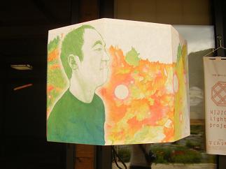 灯籠作品・1
