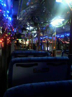 華やかバス