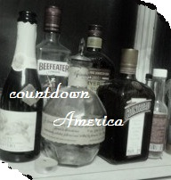 アメリカへカウントダウン