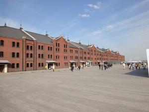 DSC00685赤レンガ倉庫