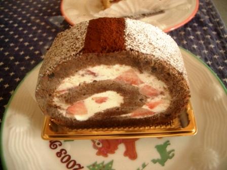 220110ロールケーキ