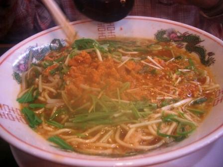220110タンタン麺
