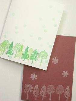 常緑樹、落葉樹・タテ30