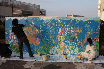 アートライン かしわ 2009!