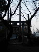 沢中山駅前