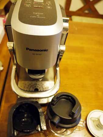 エスプレッソ&コーヒーマシン