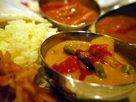 インド料理 カザーナ