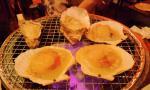 牡蠣と帆立