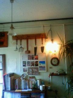 道具の飾り