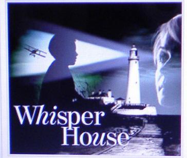 whisper house poster