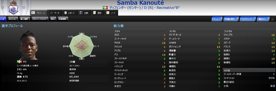 Samba Kanouté