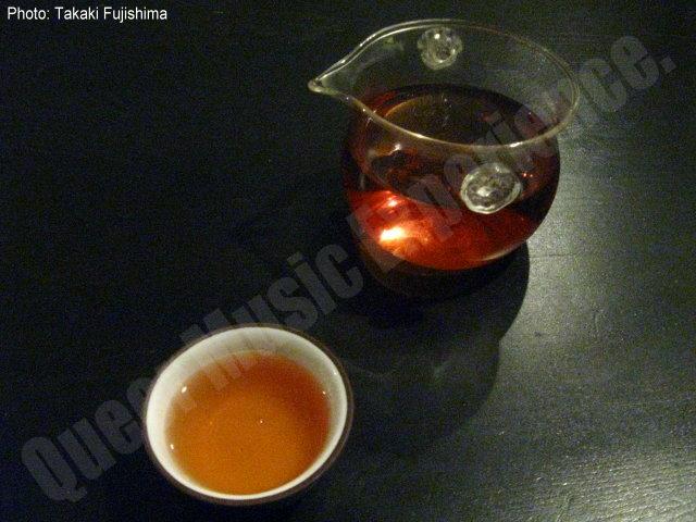 本日のお茶2