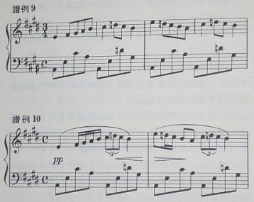 Chopin_Nocturne20譜例