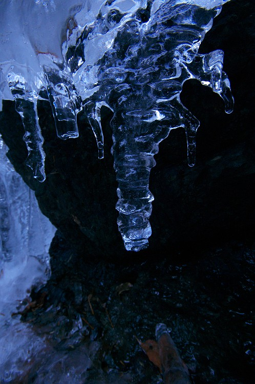 タイラ沢の大滝