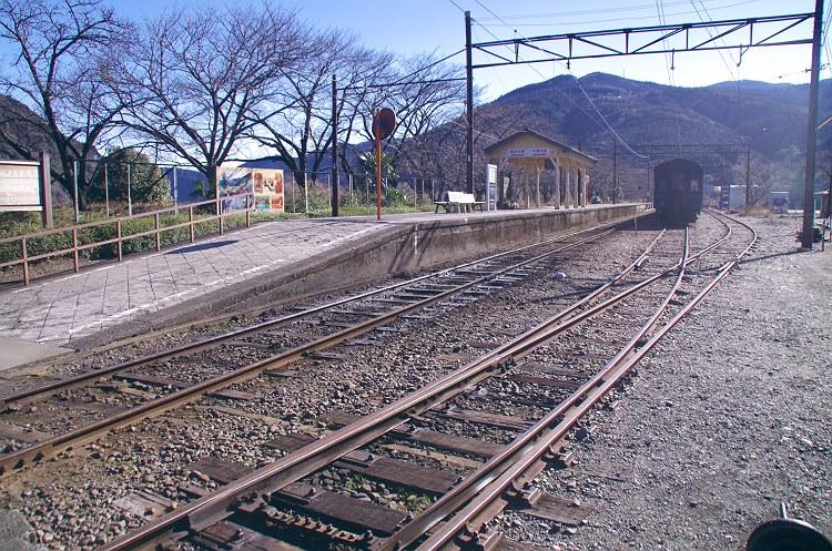 大井川鉄道 家山駅 2