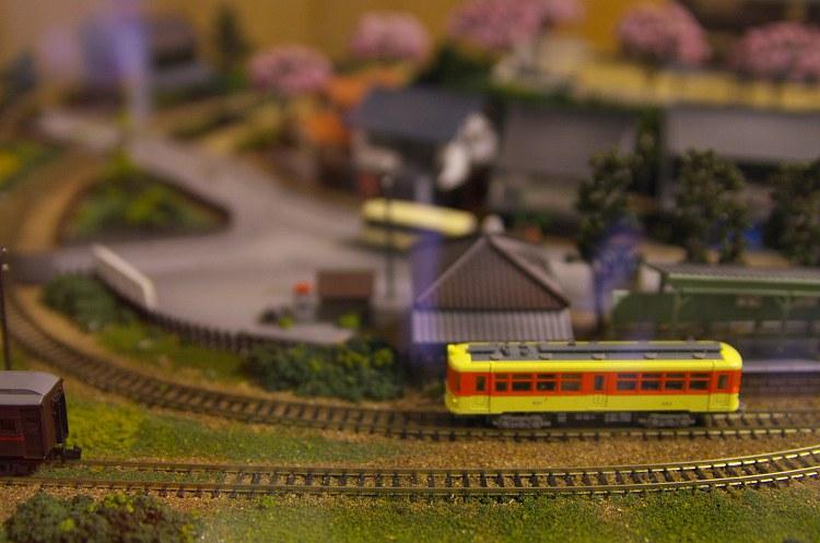 春色の汽車に乗って 4