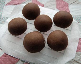 チョコパン1