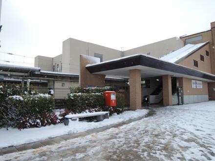 JR河瀬駅
