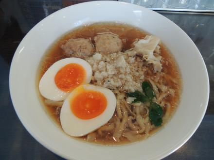 特製河豚正油らぁ麺(1180円)