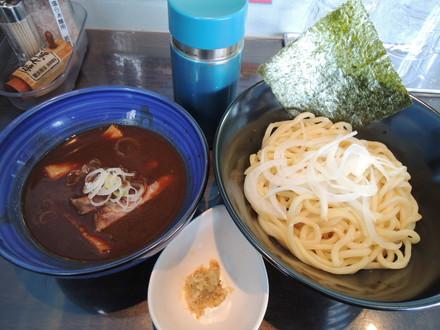 つけ麺熟成SANMA(880円)