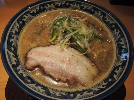 煮干そば(700円)