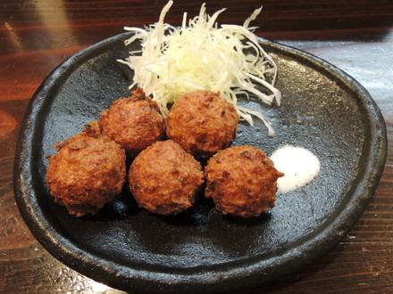 肉団子からあげ(350円)