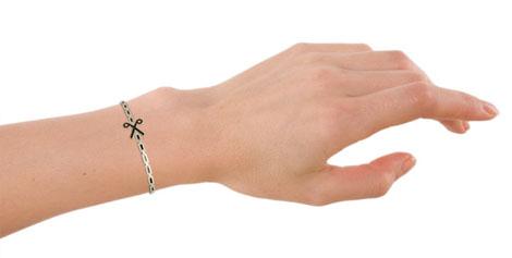 まるで切り取り線のようなジュエリー - Punctirus jewelry