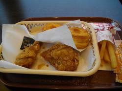 チキン01