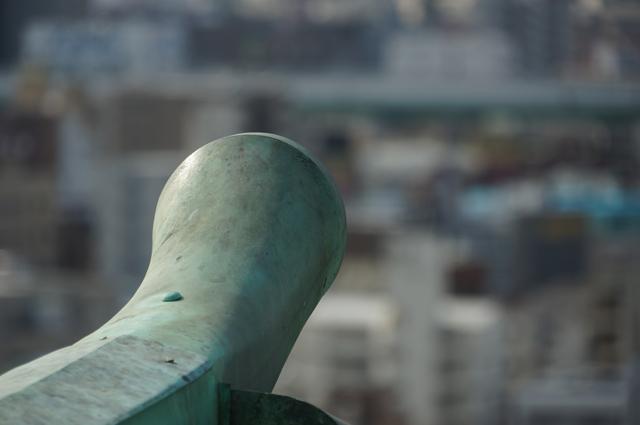 高い名古屋城