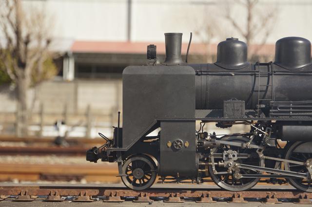 まじで本物みたいだ! C56 129 と 神奈川臨海鉄道の鉄路