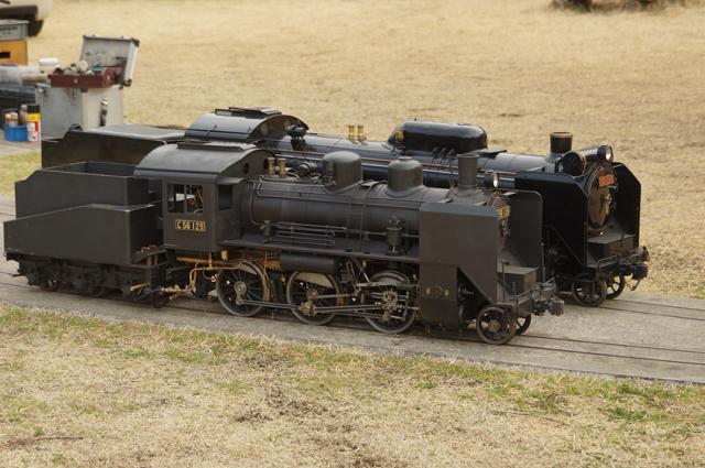 D51 と C56
