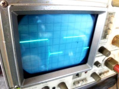 ドエルアングル・カムクロージングの波形