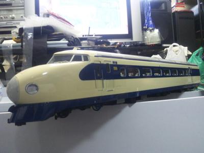 大人の超合金 夢の超特急 新幹線0系 21形